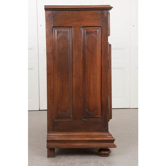 French 18th Century Louis XIII-Style Walnut Buffet For Sale - Image 11 of 13