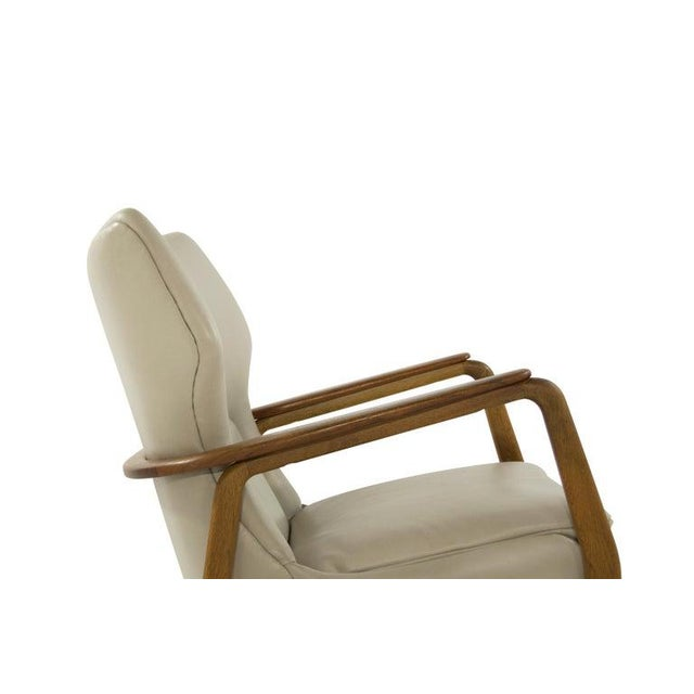 White Teak Lounge Chairs by Aksel Bender Madsen for Bovenkamp - a Pair For Sale - Image 8 of 13