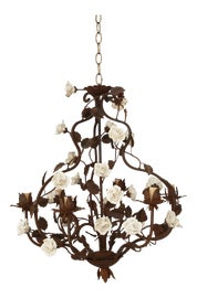 Image of Shabby Chic Chandeliers