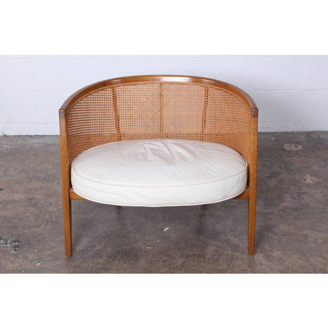 Harvey Probber Lounge Chair by Harvey Probber For Sale - Image 4 of 10