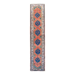 Early 20th Century Serab Runner For Sale