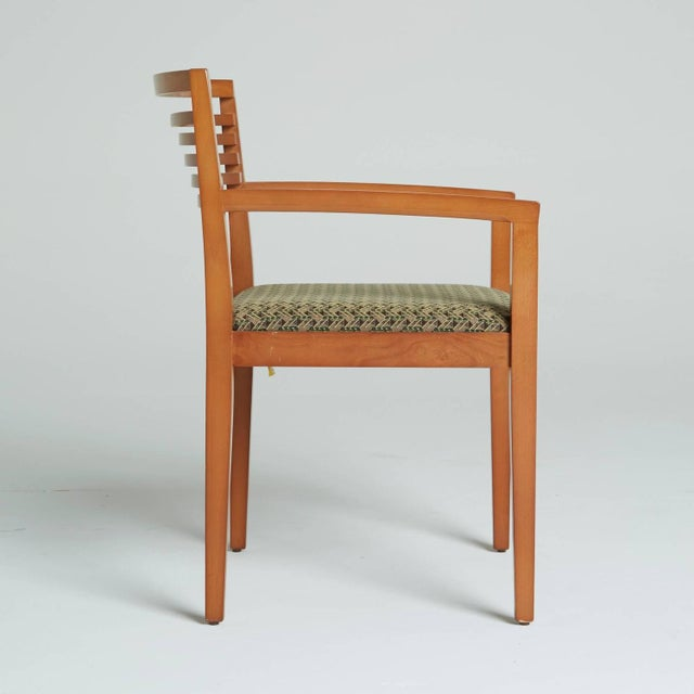 Ricchio Knoll Armchairs - Pair - Image 5 of 7