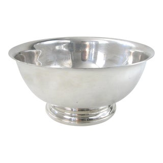 Vintage Gorham Silverplated Footed Bowl