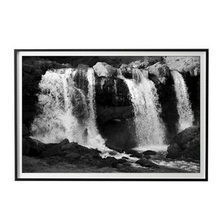 """Jeaneen Lund """"Falling Water No. 3"""" Unframed Photographic Print For Sale"""