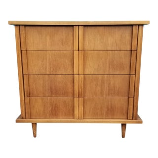 American of Martinsville Mid-Century Commode Chest For Sale