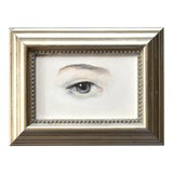 Image of Contemporary Lover's Eye Painting by Susannah Carson For Sale