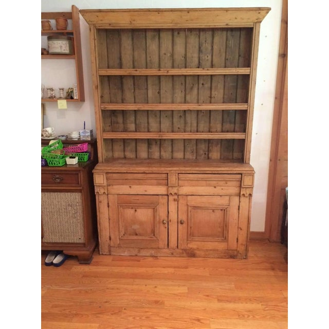 Pine Hutch Cupboard - Image 2 of 10