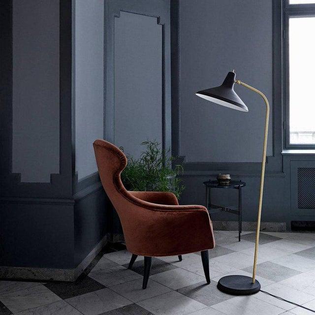 Greta Grossman Greta Magnusson Grossman 'G-10' Floor Lamp For Sale - Image 4 of 6