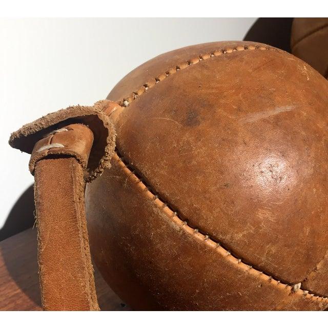 Vintage Small Medicine Ball - Image 5 of 6