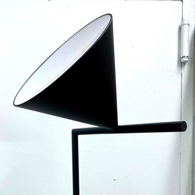 Black Flos Black Captain Flint Contemporary Style LED Floor Lamp For Sale - Image 8 of 13