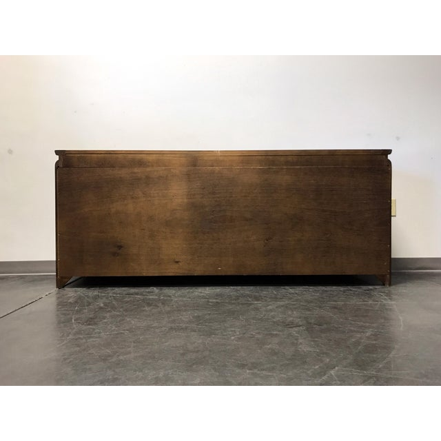 Brown Raymond K Sobota for Century Chin Hua Asian Dresser/Credenza For Sale - Image 8 of 11
