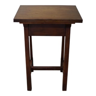 Custom Kitchen Butcher Block Table For Sale