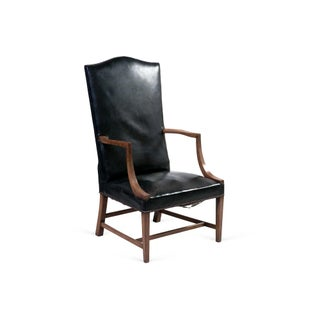 Vintage Leather Occasional Armchair Preview