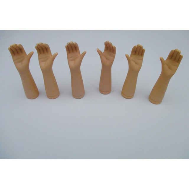 Vintage Steampunk Dolls' Hands Collection - Set of 6 - Image 2 of 9