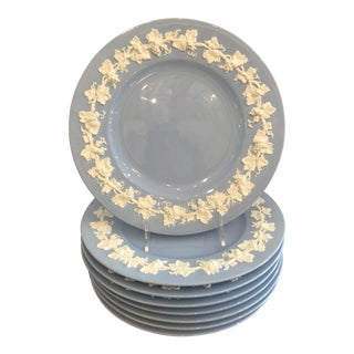 Antique Wedgewood Dinner Plates - Set of 8 For Sale
