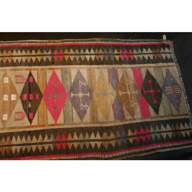 Antique Oushak Design Rug For Sale - Image 4 of 6