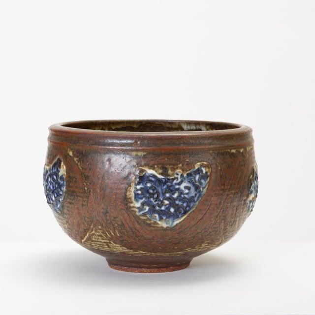 Vivika and Otto Heino Studio Pottery Bowl For Sale - Image 9 of 9