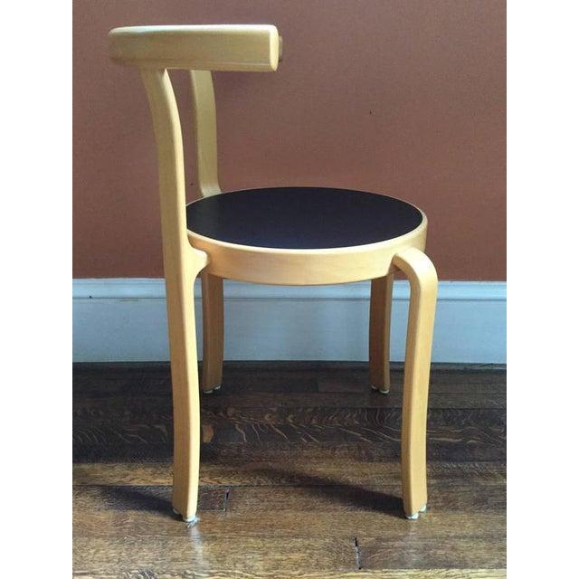 Danish Modern Vintage Rud Thygesen & Johhny Sørensen Model 802 Chairs - Set of 6 For Sale - Image 3 of 8