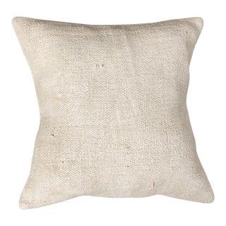Modern Wool White Sofa Pillow For Sale