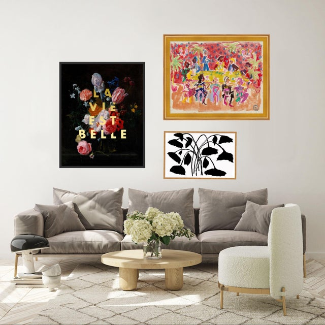 Park Avenue Gallery Wall, Set of 3 For Sale - Image 4 of 11