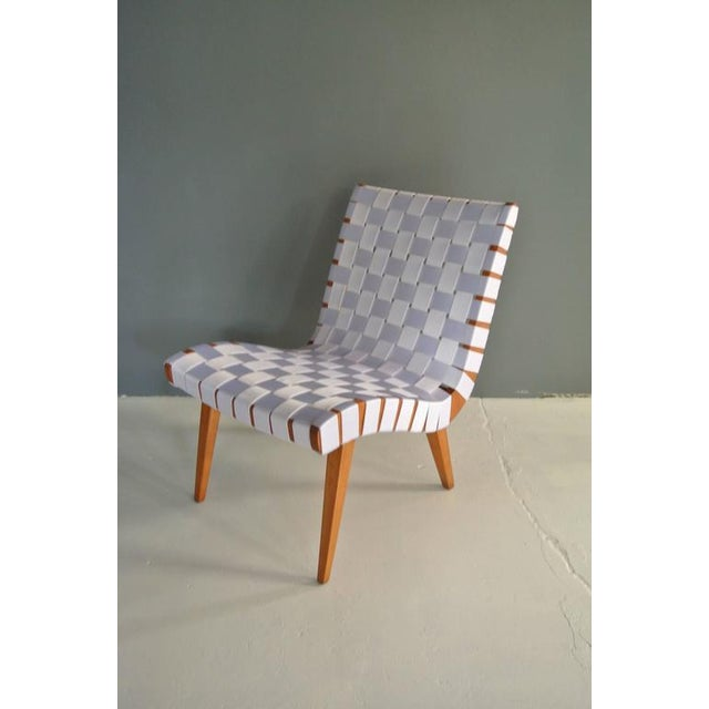 Knoll International Lounge Chair by Jens Risom For Sale - Image 4 of 9