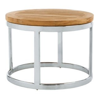 """Summit Furniture Picket Accent Table-ss Base 26"""" Round"""
