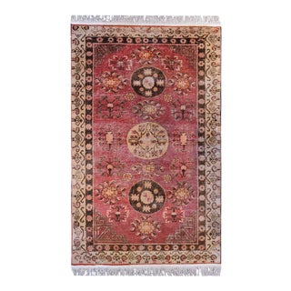 Early 20th Century Khotan Rug For Sale