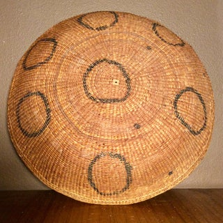 Brazilian Yamomami Rainforest Indian Coil Basket Preview