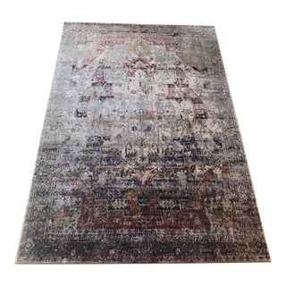 Loloi Area Rug - 5′3″ × 7′8″ For Sale