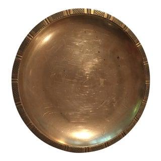 Just Andersen Bronze Bowl