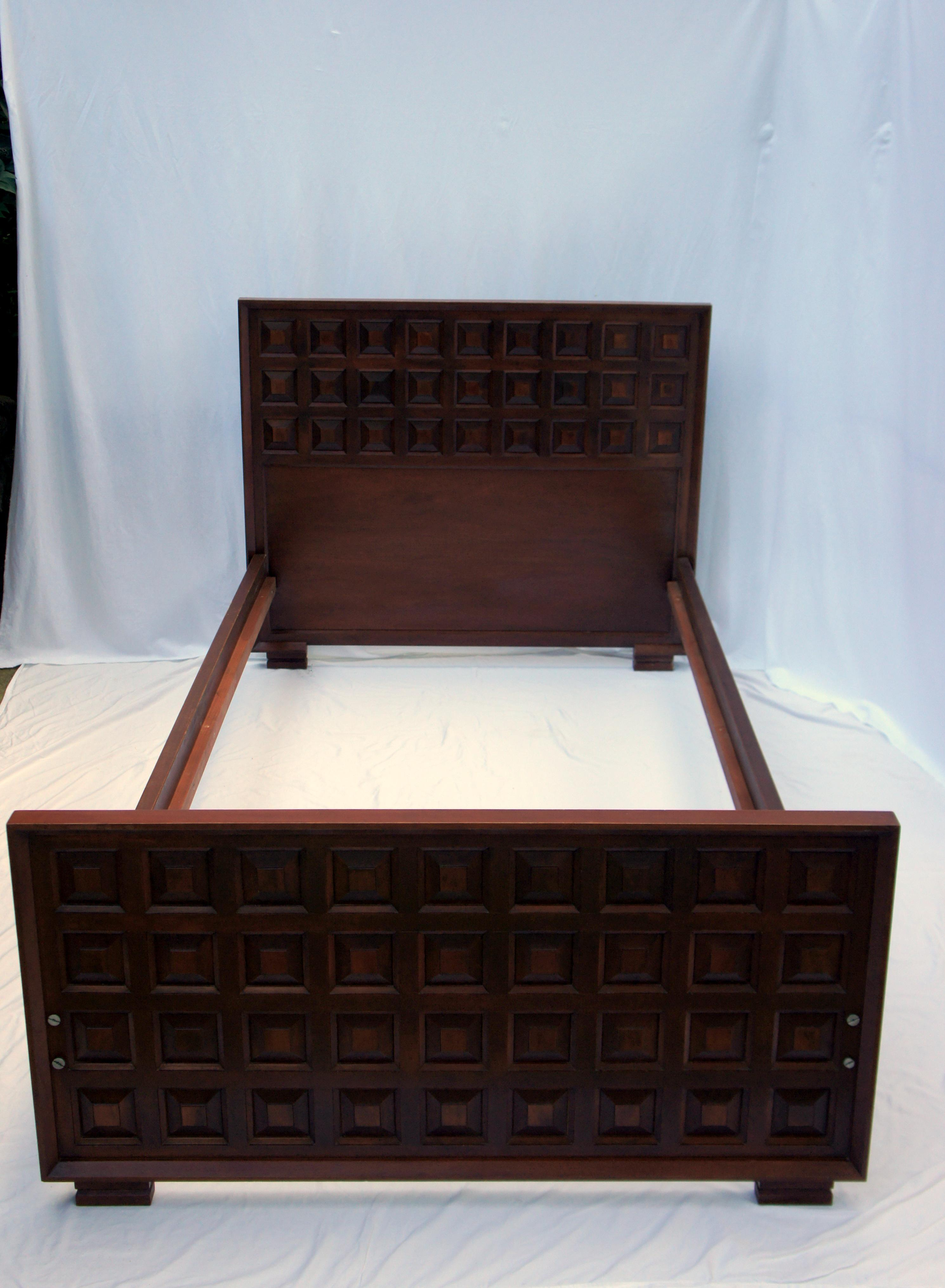This Listing Is For 1 Of Two Available Beds. A Spanish Mid Century Modern