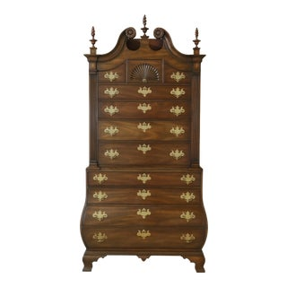 Kittinger Cw-190 Colonial Williamsburg Mahogany Chest For Sale