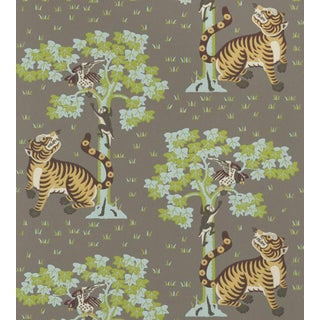 Kahna Wallpaper by Anna French - Price Per Roll For Sale