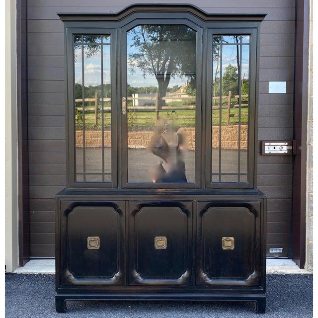 Davis Cabinet Company Asian Modern China Closet For Sale - Image 13 of 13