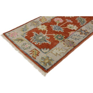 Early 21st Century Oushak Accent Rug- 2' X 3'10 Preview