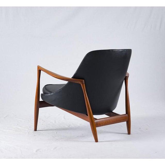 "1950s Ib Kofod-Larsen ""Elizabeth"" Chair For Sale - Image 5 of 10"