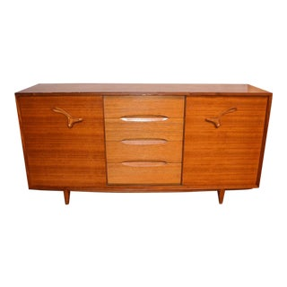 "Paul Laszlo ""Treasure Chest"" Credenza"