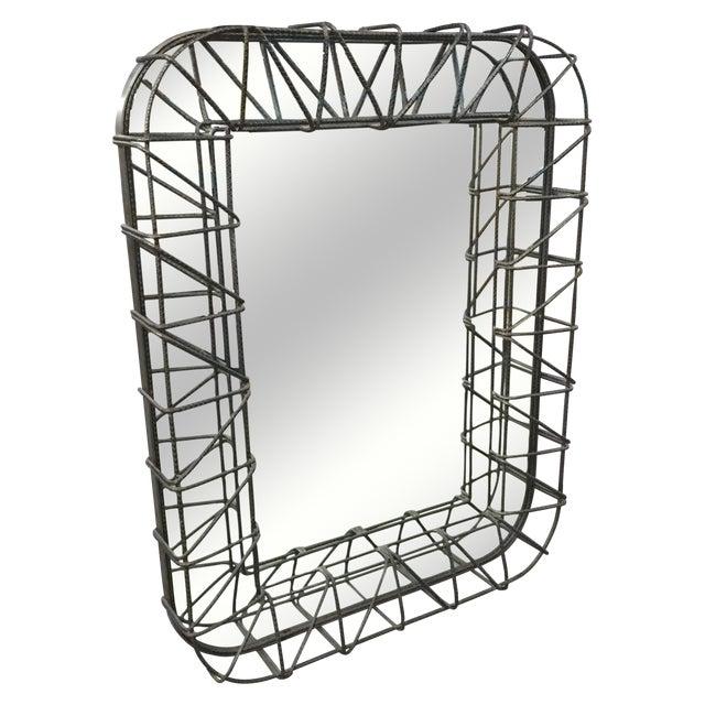 Custom Rebar Mirror - Image 1 of 4