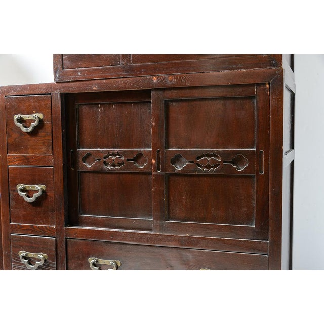 Japanese Step Chest For Sale - Image 4 of 6