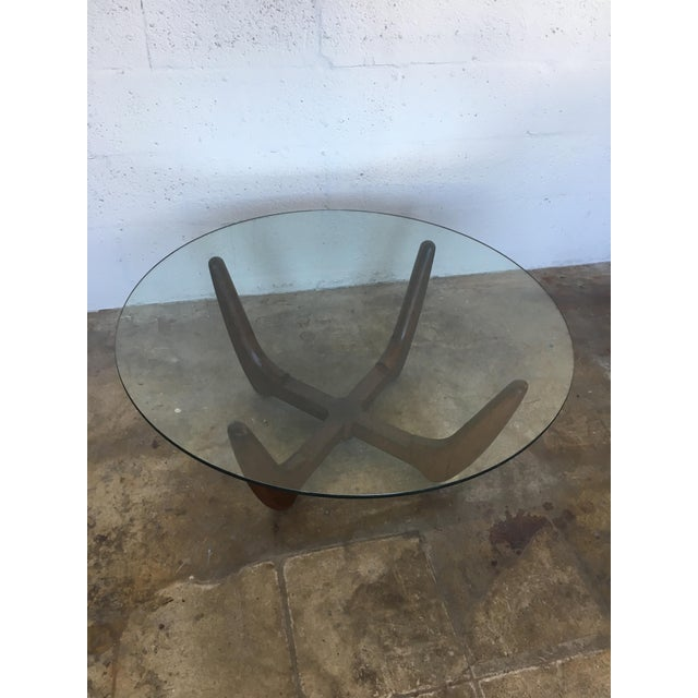 Lane Pearsall Style Mid Century Modern Coffee Table: Mid-Century Modern Adrian Pearsall Style Coffee Table