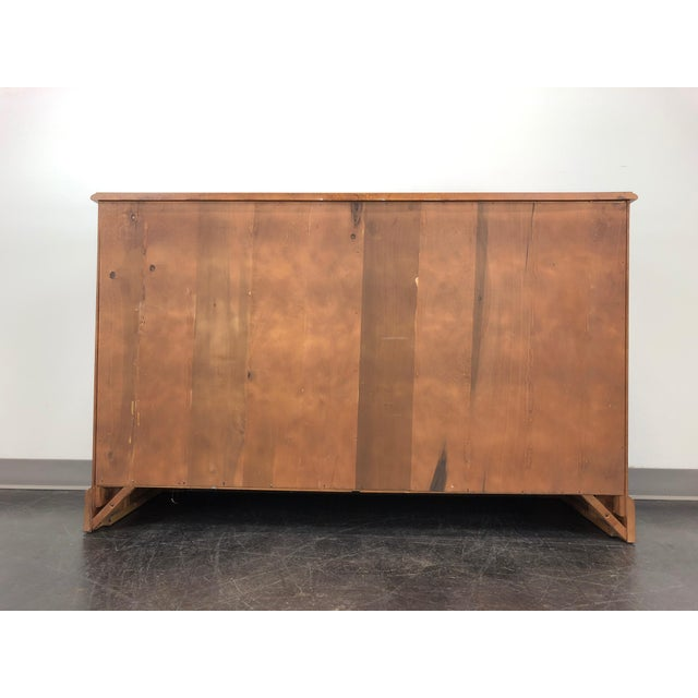 Tell City Chair Company Young Republic Solid Hard Rock Maple Dresser For Sale In Charlotte - Image 6 of 11