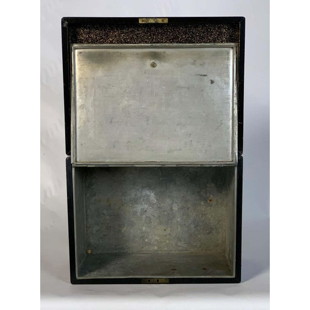 Chinese Export Cigar Humidor For Sale - Image 11 of 13