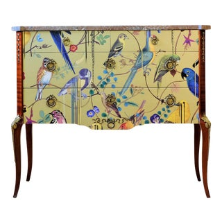 Christian Lacroix Louis XV Commode For Sale