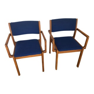 1960s Vintage Modern Mode, Inc. Chairs- A Pair For Sale