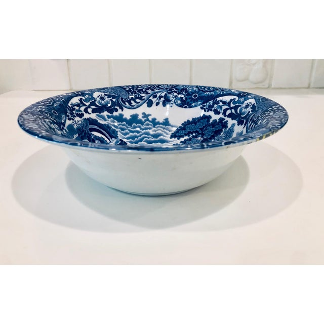 English Early 20th Century Copeland Spode Italian Bowl For Sale - Image 3 of 10