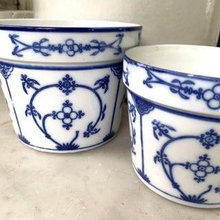 Set of Vintage Chinese Porcelain Flower Pots Preview