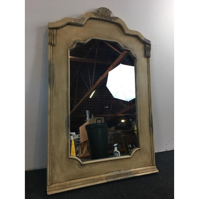 Traditional Beige Wall Mirror - Image 3 of 5