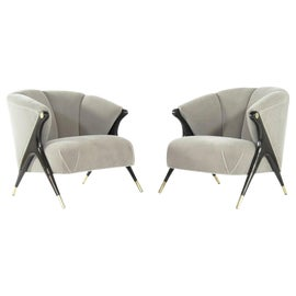 Image of Tan Accent Chairs
