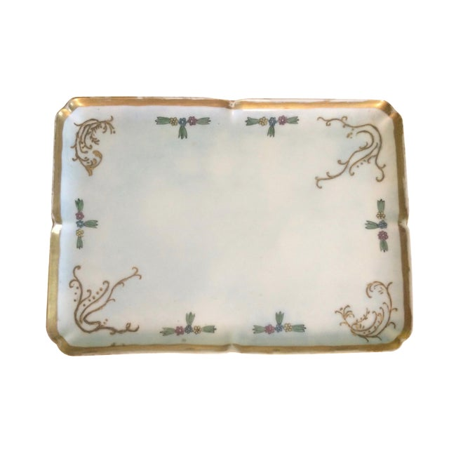 Vintage Limoges Dresser Tray - Image 1 of 5