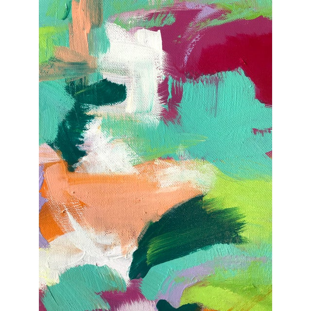 Christina Longoria Martin Abstract Painting For Sale - Image 4 of 5